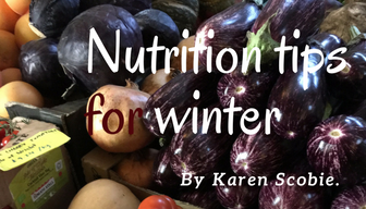 Winter Nutrition – Water Element